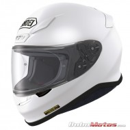 CASCO INTEGRAL SHOEI NXR WHITE