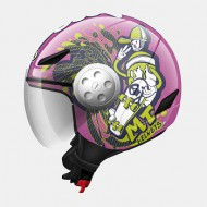 CASCO MT URBAN JR SKATE RO