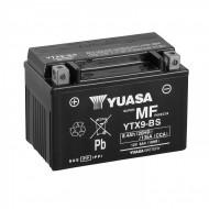 BATERIA YUASA YTX9-BS COMBIPACK (CON ELECTROLITO)