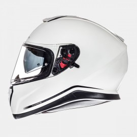 CASCO MT THUNDER 3 SV BLANCO PERLA