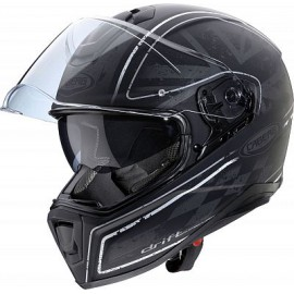CASCO INTEGRAL CABERG DRIFT ARMOUR NEGRO MATE / ANTRACITA