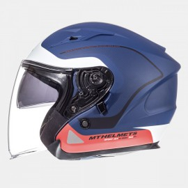 CASCO JET MT HELMETS AVENUE CROSSROAD