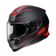 CASCO INTEGRAL SHOEI NXR FLAGGER TC-1