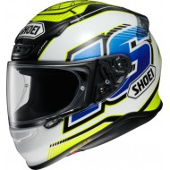 CASCO INTEGRAL SHOEI NXR CLUZEL TC-3