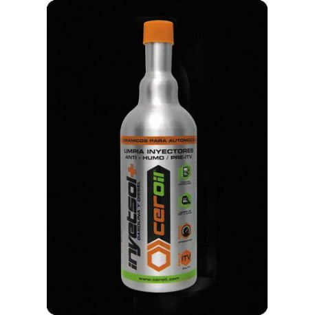 LIMPIA INYECTORES CEROIL INYETSOL+ 500ML