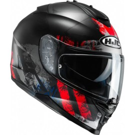 CASCO HJC  IS-17 SHAPY MC1SF