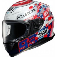 CASCO INTEGRAL SHOEI NXR MARQUEZ POWER UP! TC-1