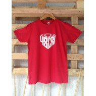 CAMISETA CRV48 RED DIAMOND WHITE