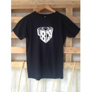 CAMISETA CRV48 BLACK DIAMOND WHITE