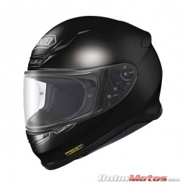 CASCO INTEGRAL SHOEI NXR BLACK