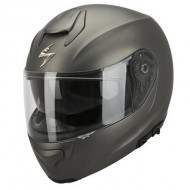 CASCO MODULAR EXO-3000 AIR SOLID NEGRO MATE