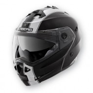 CASCO MODULAR DUKE LEGEND NEGRO/BLANCO
