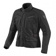 CHAQUETA REV'IT VOLTIAC NEGRA