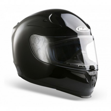 CASCO HJC RPHA 10 PLUS NEGRO BRILLO