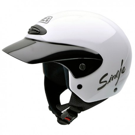 CASCO NZI SINGLE II JR BLANCO
