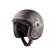 CASCO CABERG FREERIDE BLACK RUSTY