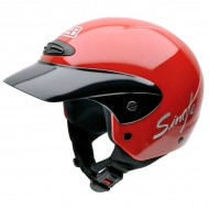 CASCO NZI SINGLE II JR ROJO
