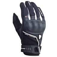 GUANTES RS GRIP HP NEGRO / BLANCO
