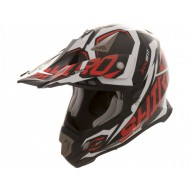 CASCO MX-917 THUNDER ROJO