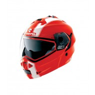 CASCO MODULAR DUKE LEGEND ROJO/BLANCO