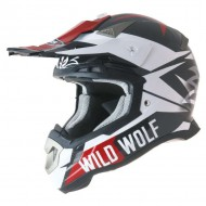 CASCO MX-917 WILD WOLF