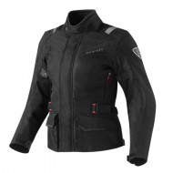 CHAQUETA REV IT VOLTIAC LADY NEGRA