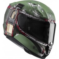 CASCO HJC RPHA 11 STAR WARS BOBA FETT MC4SF