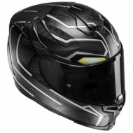 CASCO INTEGRAL HJC RPHA 70 BLACK PANTHER MC5SF