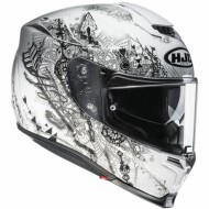 CASCO INTEGRAL HJC RPHA 70 HANOKE MC5