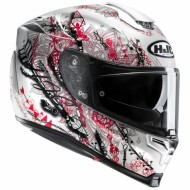 CASCO INTEGRAL HJC RPHA 70 HANOKE MC1SF