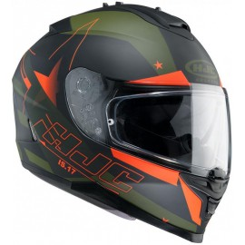 CASCO HJC  IS-17 ARMADA MC7F