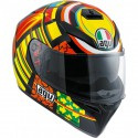 CASCO INTEGRAL AGV K-3 SV PLK ELEMENTS