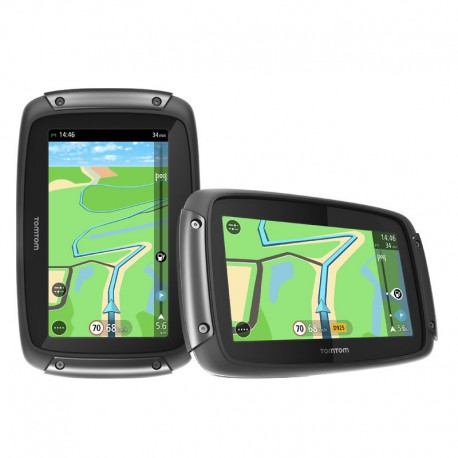 GPS TOMTOM 550 WOLD PREMIUM PACK