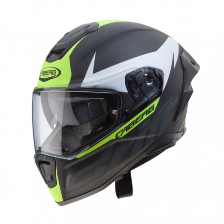 CASCO INTEGRAL CABERG DRIFT EVO CARBONO
