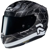 CASCO HJC RPHA 11 IANNONE 29 REPLICA BLACK MC5SF