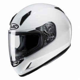 CASCO INTEGRAL JUNIOR HJC CL-Y BLANCO