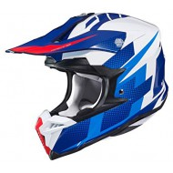 CASCO CROSS/ENDURO HJC I50 ARGOS MC2