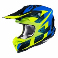 CASCO CROSS/ENDURO HJC I50 ARGOS MC23