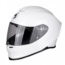 CASCO INTEGRAL EXO-R1 AIR SOLID BLANCO