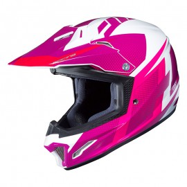 CASCO CROSS/ENDURO JUNIOR HJC CL-XY II ARGOS MC8