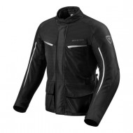 CHAQUETA REV'IT VOLTIAC 2 NEGRO/BLANCO