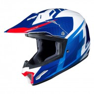 CASCO CROSS/ENDURO JUNIOR HJC CL-XY II ARGOS MC2