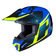 CASCO CROSS/ENDURO JUNIOR HJC CL-XY II ARGOS MC23