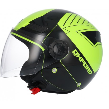 CASCO SH-62 OXFORD EVO AMARILLO FLUOR