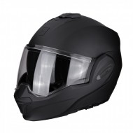 CASCO MODULAR EXO-TECH SOLID NEGRO MATE