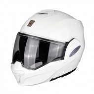 CASCO MODULAR EXO-TECH SOLID BLANCO
