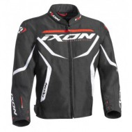 CHAQUETA IXON SPRINTER JUNIOR NEGRO/BLANCO