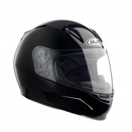 CASCO INTEGRAL JUNIOR HJC CL-Y NEGRO BRILLO