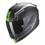 EXO-1400 CARBON AIR BEAUX NEGRO MATE/VERDE