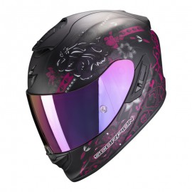 EXO-1400 AIR TOA NEGRO MATE/ROSA
